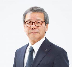 吉田秀雄記念賞(大森氏写真)